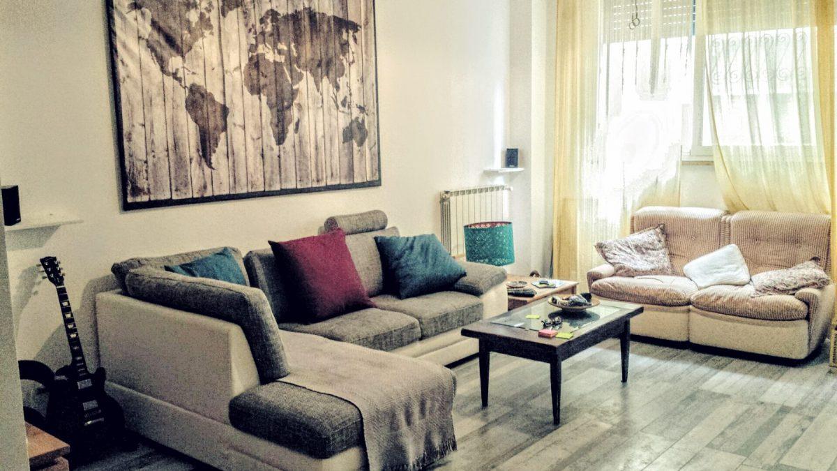 Il divano per single perfetto vado a vivere da solo for Casa per single