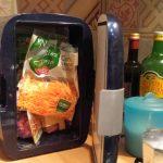 Un mini frigo per sopravvivere