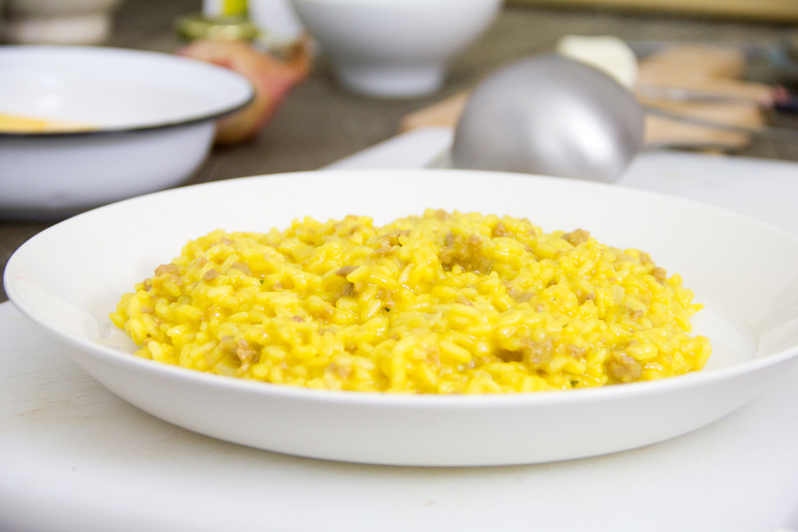 risotto per single