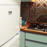 Vivi solo? Un frigorifero economico è ok