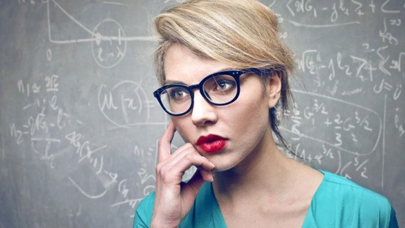 donna single più intelligente