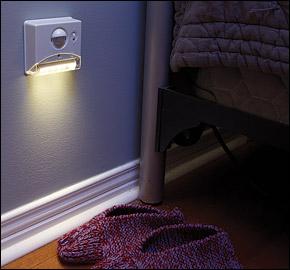lampada sensore di movimento
