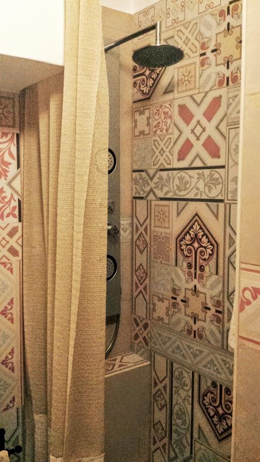 tenda doccia originale