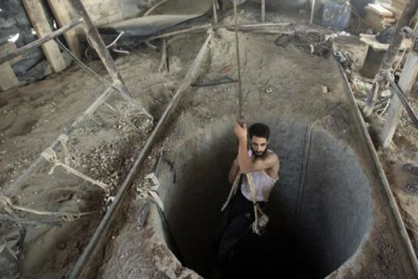uscire dal tunnel