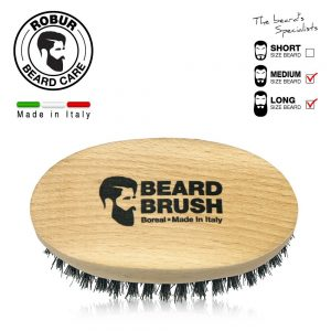 beard brush spazzola barba
