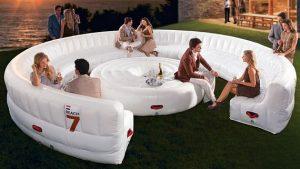 divano gonfiabile design