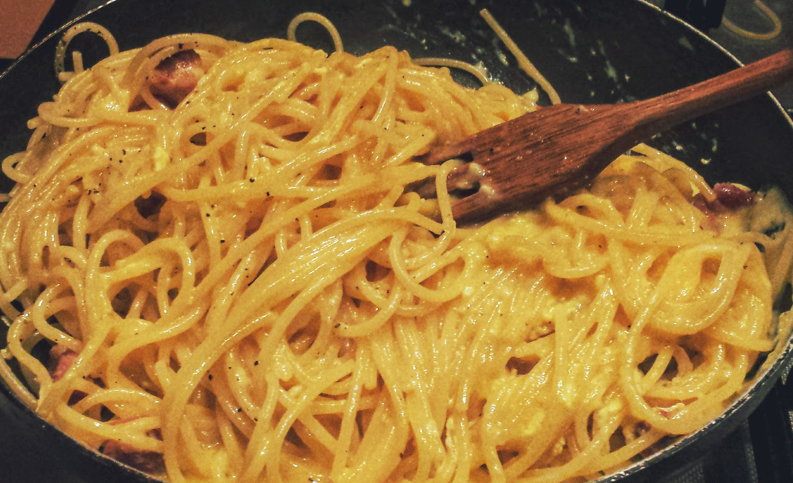 Come preparare una carbonara super!