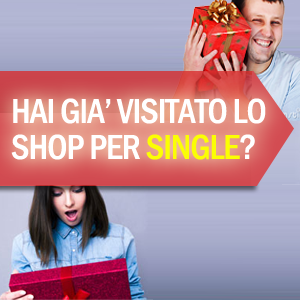 prodotti online per single