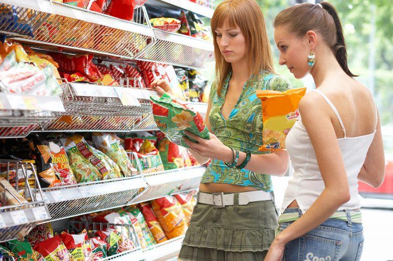 conoscere donne single al supermercato