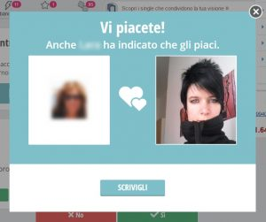 Dating online disonestà