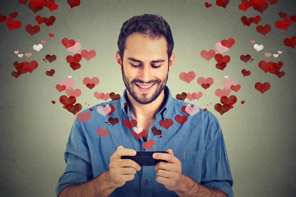 Dating online per sposato