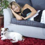 donna single amante degli animali