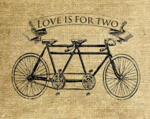 amore tandem coppia
