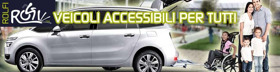 auto e veicoli per disabili