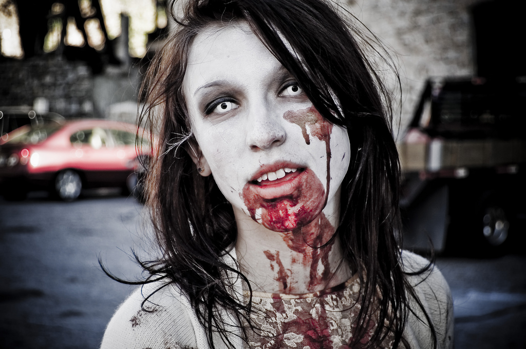 zombieing