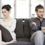 coppia infelice