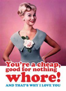 donna che vuole soldi