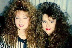 ragazze anni 80